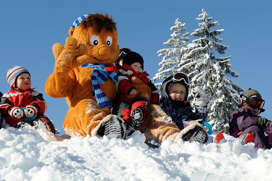 WAGRAINi's Winterwelt für die Kleinen!